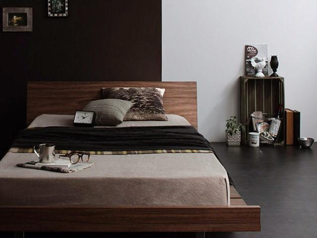 くつろぎの部屋ベッド通販