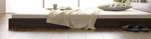 人気のフロアベッドお勧め品 安いのにおしゃれなベッド通販
